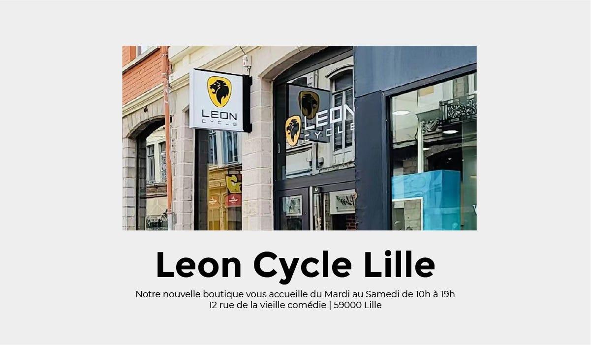 Trouvez votre vélo électrique idéal à Lille dans notre magasin LEON CYCLE spécialisé dans la vente de VAE. Nos conseillers sont là pour vous aider à trouver le vélo électrique adapté à vos besoins, nous avons une large gamme de VAE pour tous les usages à